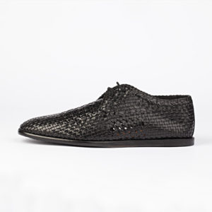 zapatos Hudson Barra Weave Color negro 1