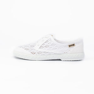 zapatos Maians Pepa Rejilla Color White 9097 91 071 1