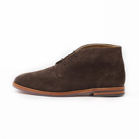 botín Hudson Houghton 3 Suede Color Brown K411205