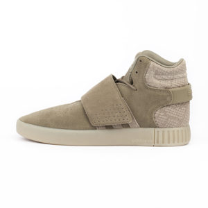 zapatillas Adidas Tubular Invader Strap Color Trace Cargo Sesame BB8391 1