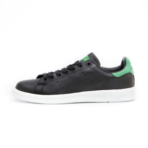 zapatillas Adidas Stan Smith Boost Negro Verde BB0009