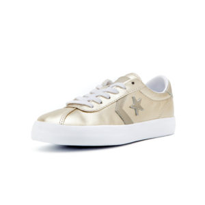 Sneaker Converse CONS Breakpoint Metallic Light Gold White White