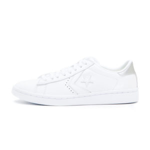 Zapatilla Converse CONS Pro Leather White Silver White