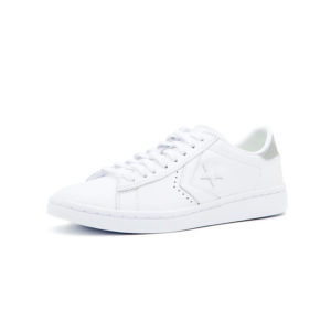 Sneaker Converse CONS Pro Leather White Silver White
