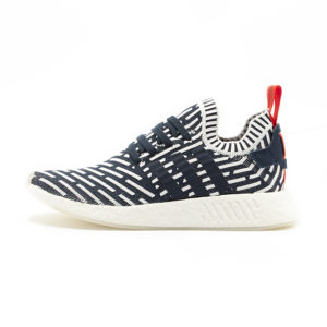 Zapatilla Adidas NMD R2 PK Collegiate Navy Green BB2909
