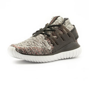 Sneaker Adidas Tubular Nova Primeknit Gid Clear Brown Core Black Mystery Red