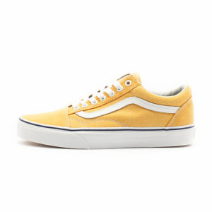 Zapatilla Vans Old Skool Washed Canvas Citrus Crown Blue