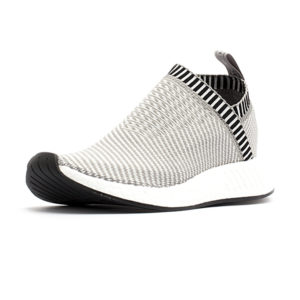 Sneaker Adidas NMD_CS2 Primeknit Dark Grey Heather Solid Grey Footwear White Shock Pink