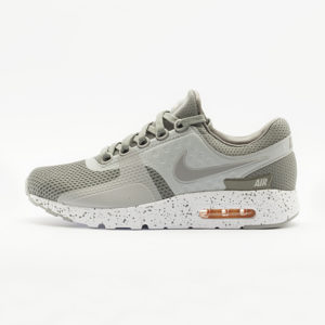 Zapatilla Nike Air Max Zero Premium Tumbled Grey Wolf Grey White
