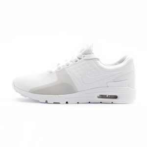 Zapatilla Nike Air Max Zero White White Pure Platinum