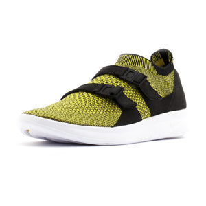 Sneaker Nike Air Sock Racer Ultra Flyknit Yellow Strike