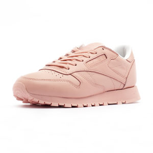Sneaker Reebok X Spirit Classic Leather Patina Pink White