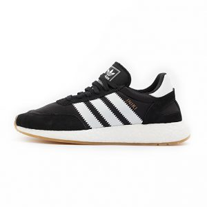 Zapatilla Adidas Iniki Runner Core Black Footwear White Gum