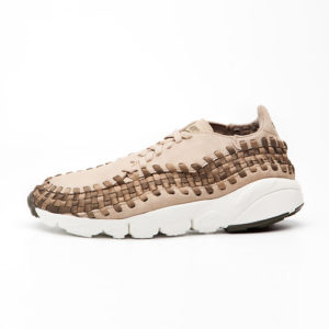 Zapatilla Nike Air Footscape Woven NM Khaki Medium Olive Cargo Khaki