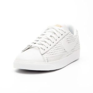 Sneaker Nike Blazer Low Se Premium QS Summit White Metallic Gold Summit White