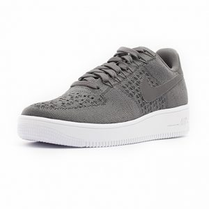 Sneaker Nike AF1 Ultra Flyknit Low Dark Grey Dark Grey White
