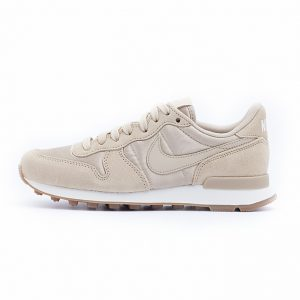 Zapatilla Nike Internationalist Linen Linen Sail Gum Medium Brown