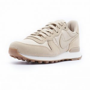 Sneaker Nike Internationalist Linen Linen Sail Gum Medium Brown