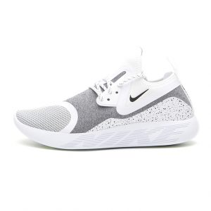 Zapatilla Nike Lunarcharge Essential White Black White
