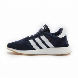Zapatilla Iniki Runner Collegiate Navy Footwear White Gum