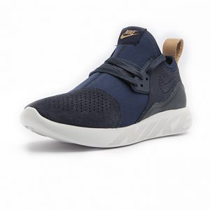 Sneaker Nike Lunarcharge Premium Obsidian Obsidian Armony Navy
