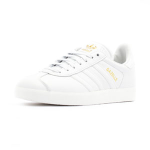 Sneaker Adidas Gazelle Crystal White Crystal White Gold Metalic