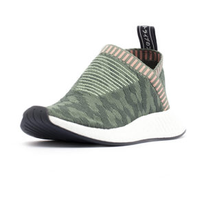 Sneaker Adidas NMD CS2 Primeknit Trace Green Trace Green Trace Pink