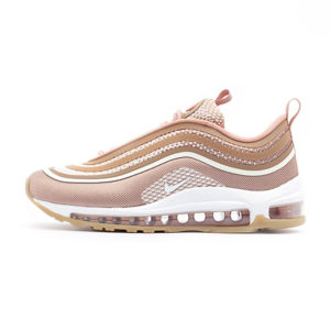 Zapatilla Nike Air Max 97 Ultra ´17 Metallic Rose Gold Gum Light Brown Pink Gum Light Brown