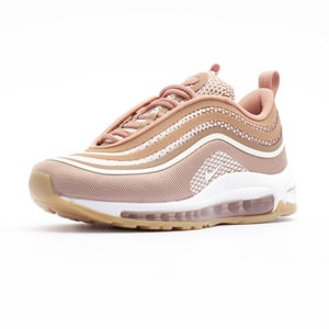 Sneaker Nike Air Max 97 Ultra ´17 Metallic Rose Gold Gum Light Brown Pink Gum Light Brown