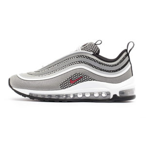 Zapatilla Nike Air Max 97 Ultra ´17 Metallic Silver Varsity Red