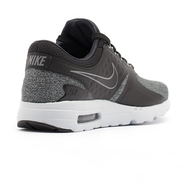 Bamba Nike Air Max Zero Essential Black Black Anthracite