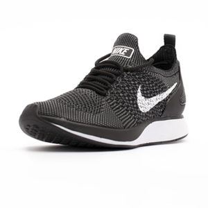 Sneaker Nike Air Zoom Mariah Flyknit Racer Premium Black White Dark Grey