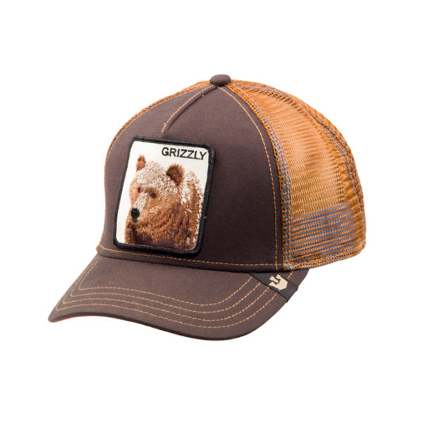 Cap Goorin Bros. Grizzly Brown