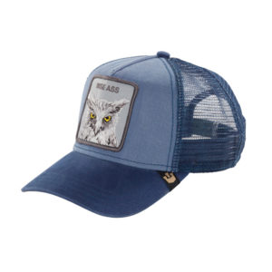Cap Goorin Bros. Wise Ass Blue