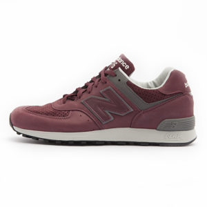 Zapatilla New Balance M 576 GMM Dark Red Grey