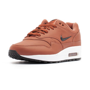 Sneaker Nike Air Max 1 Premium SC Dusty Peach White Black Black