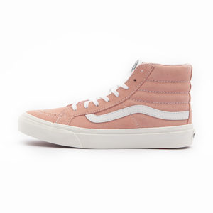 Zapatilla Vans SK8 Hi Slim Retro Sport Blossom True White
