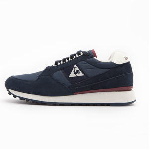 Zapatilla Le Coq Sportif Eclat Nylon Dress Blue Ruby Wine