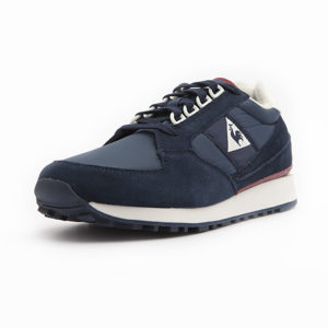 Sneaker Le Coq Sportif Eclat Nylon Dress Blue Ruby Wine