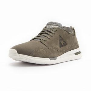 Sneaker Le Coq Sportif LCS R Pure Waxy Canvas Olive Night 1720248