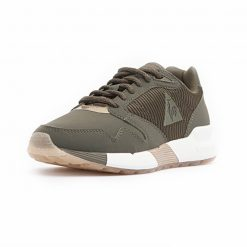 Sneaker Le Coq Sportif Omega X W Striped Sock Metallic Olive Night