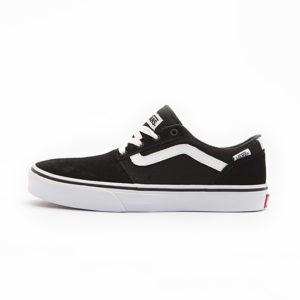 Zapatilla Vans Chapman Stripe Black White