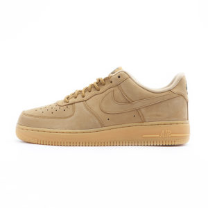 Zapatilla Nike Air Force 1 07 Wb Flax Flax Gum Light Brown