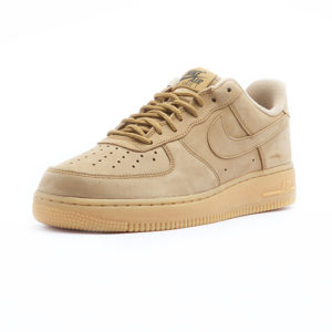 Sneaker Nike Air Force 1 07 Wb Flax Flax Gum Light Brown