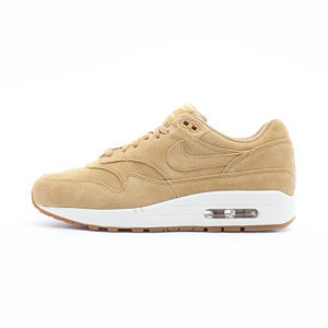 Zapatilla Nike Air Max 1 Premium Flax Flax Sail Gum Medium Brown