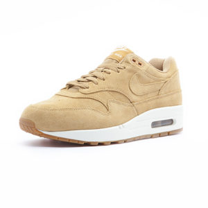Sneaker Nike Air Max 1 Premium Flax Flax Sail Gum Medium Brown