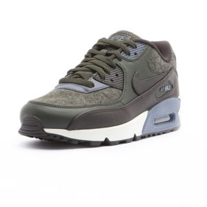 Sneaker Nike Air Max 90 Premium Sequoia Light Carbon Dark Stucco Velvet Brown