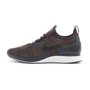 Zapatilla Nike Air Zoom Mariah Flyknit Racer College Navy Bordeaux