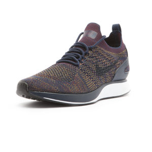 Snekaer Nike Air Zoom Mariah Flyknit Racer College Navy Bordeaux