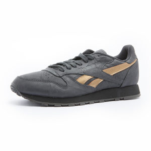 Sneaker Reebok Classic Leather TU Coal Gold